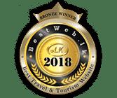 Best Web 2018 logo